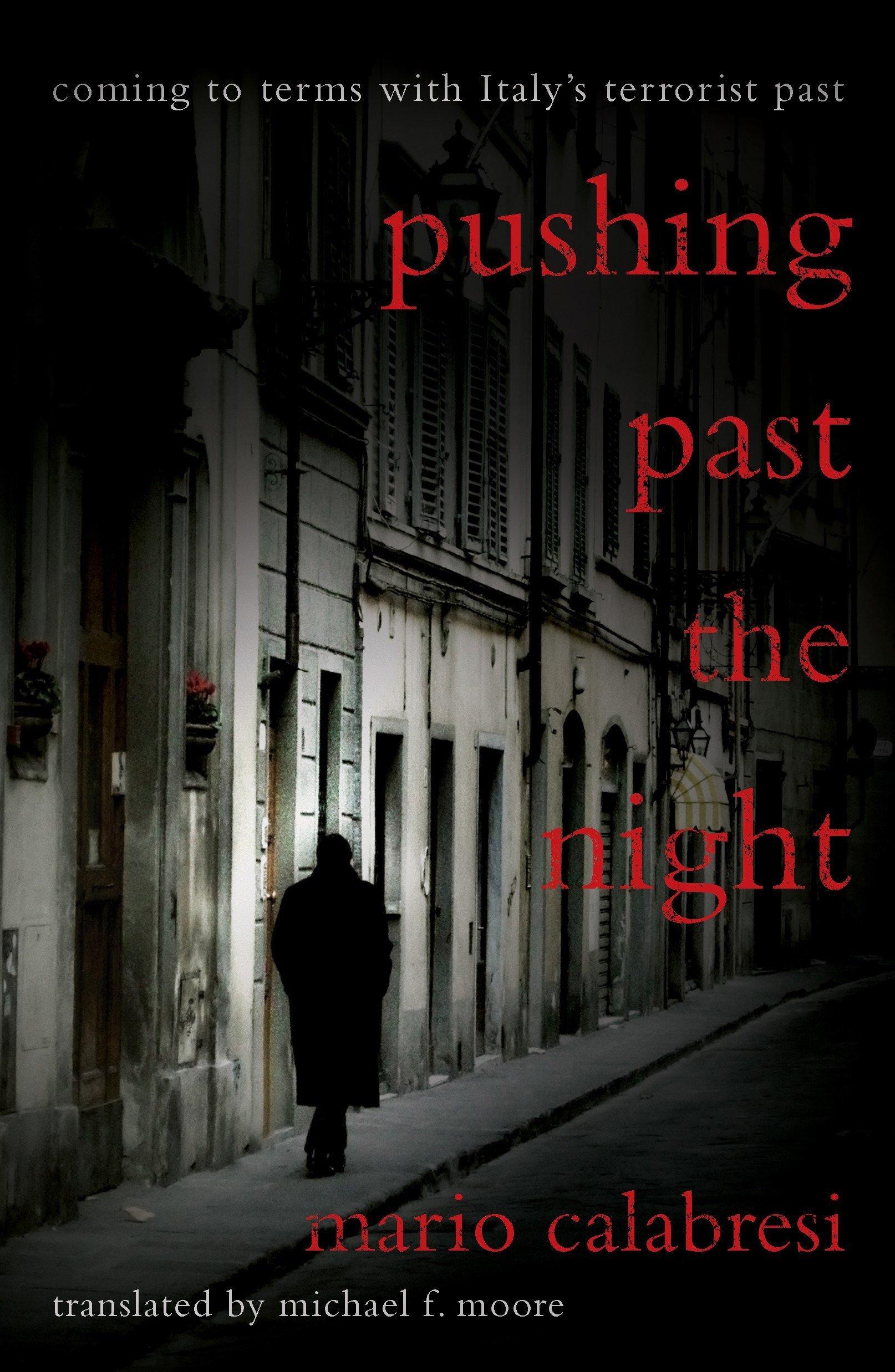 pushing past the night