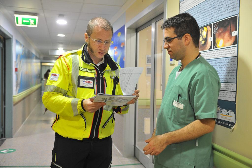 lodi - giovani medici ospedale maggiore